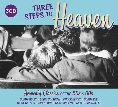 THREE STEPS TO HEAVEN 3 CD SET (New Release 2018)