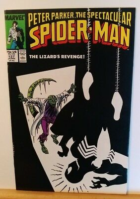 The Spectacular Spider-Man #127 (Jun 1987, Marvel)