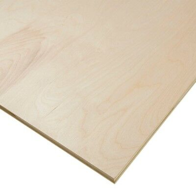 """Baltic Birch Plywood - 3/4"""" thick, 12"""" x 24"""" 7 pieces"""