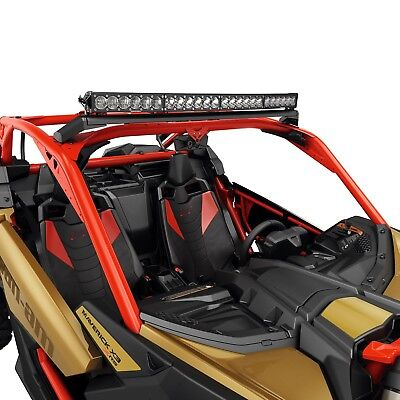 Can-Am Maverick X3 & X3 Max Ssp Black Aluminum Light Support Bar # 715003529