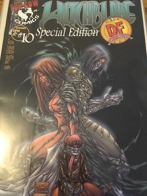 Witchblade  #10 Cover C (1995 Series), 1st Print, 1st Darkness , DF Variant , NM