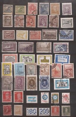 Argentinien  (  Argentina  )     -  Lot Of  Stamps  -  2 Images