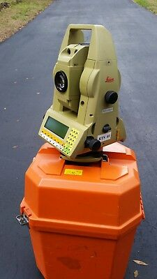 Leica 1100L Robotic Total Station with tds onboard