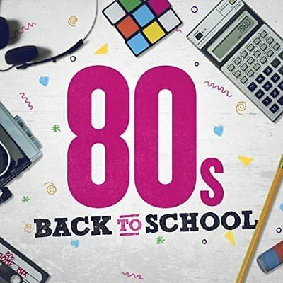 80'S BACK TO SCHOOL 3 CD SET (New Release 2018)