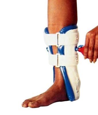 BOLD Neoprene Ankle Brace Support Guard MMA Foot Muay Thai Boxing Gym Sport