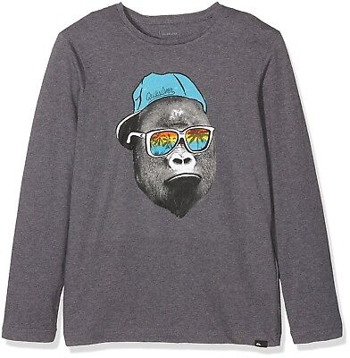 (FR : 16 ans (Taille Fabricant : XL/16), Grey) - Quiksilver Boys' Classic