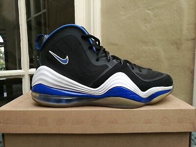 huge discount 04a4d 00700 Nike air Penny V 5 Orlando Magic size 10.5 black and blue