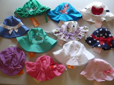 GYMBOREE 2013 2014 Summer Sun Hats 10 Style Upic 3-6-12-18-24 mo 2T-3T 4T-5T NEW