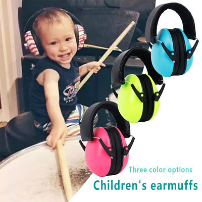 Baby Earflap 3 Color Cover Accessories Earshield GSS Sound Insulation Sleeping