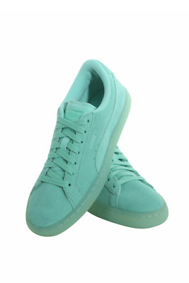 Grade School Puma Suede Iced Jr 361937-03 Green