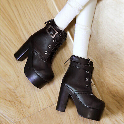 1/3 BJD Shoes SD Shoes Supper Dollfie Boots Dollmore Luts AOD DZ High heels 0377
