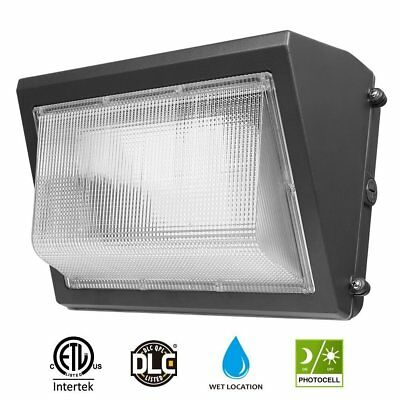 Cinoton LED 100W Wall Pack Fixture Light, 450-700W HPS/HID Replacement, 5000K,