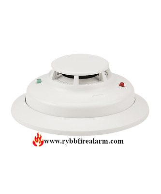 New System Sensor 2Wt-B Photoelectric Smoke Detector, Free Shipping The Same Day