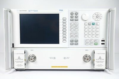 Keysight Used E8362C 10 MHZ-20 GHZ Vector network analyzer, 010,014 (Agilent)
