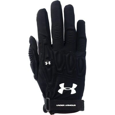 (Small, Black) - Women's Under Armour Illusion Lacrosse Field Glove