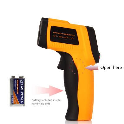 Infrared IR Laser Thermometer Non-contact Digital LCD Temperature Gun US NEW