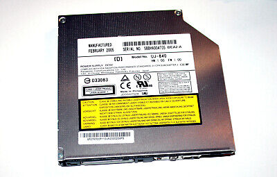 Super-Multi 8x DVD±RW DL Notebook Drive  'Panasonic UJ-840'