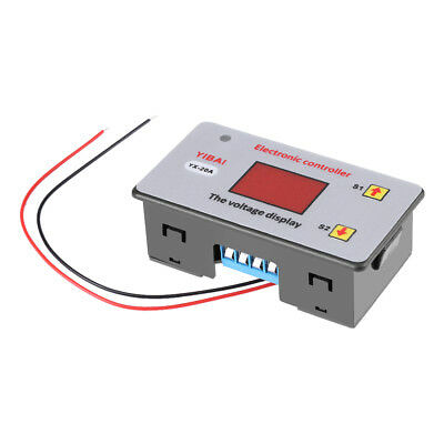 12-120V Battery Protection Charging Under/Over-Voltage Control Volt Controller o