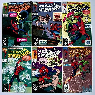 """Spectacular Spider-Man, 6 Part """"The Child Within""""-Complete Set-NM/NM-"""