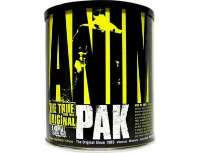Universal Nutrition Animal Pak 15 pks