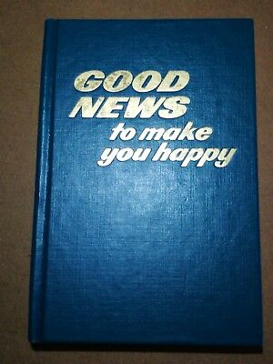 Jehovah's Witnesses, Good News to make you happy, see photos, nice condition