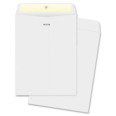 "MyOfficeInnovations Clasp Envelopes 10""x13"" 100/BX White 3254423"