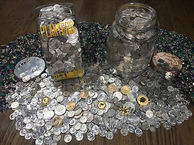 Estate Sale Silver Bullion Gold Lot .999 Fine Collection Mixed Coins Gems Money!