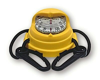 Suunto Orca Compass (Yellow). Free Shipping