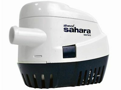 Attwood Sahara Marine Automatic Bilge Pump . 500 Gph. Delivery is Free