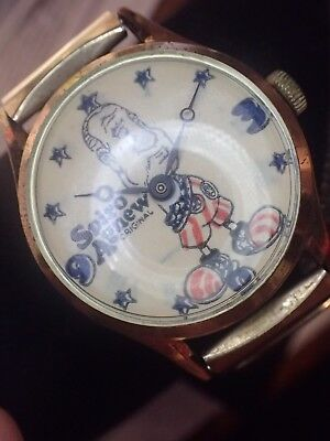 Spiro Agnew Original Watch Partially Ticks#15