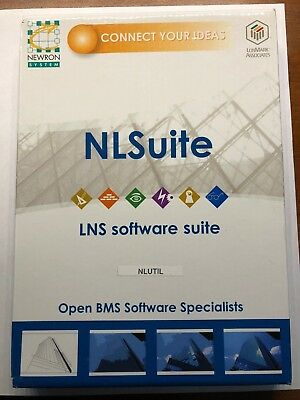 LNS NLUTIL, NODE TEST UTILITY with USB DONGLE Key Newron System