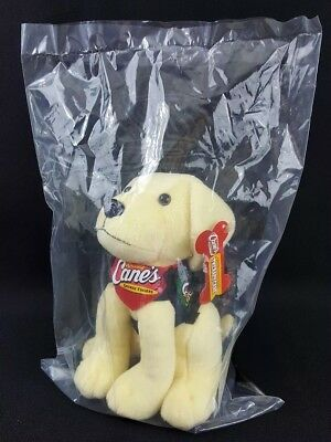 Raising Canes Limited Edition 2017 Plush Puppy Therapy Cane Dog