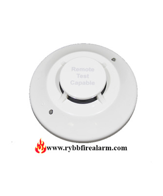Firelite Sd355R Intelligent Photoelectric Smoke Detector, Free Ship The Same Day
