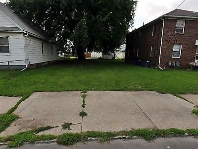 VACANT LOT in TOLEDO, LUCAS COUNTY, OHIO - REDUCED TO SELL!