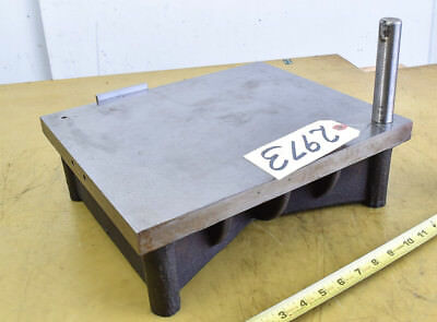 "Cast Steel Surface Plate; 12"" x 14"" (CTAM #2973)"