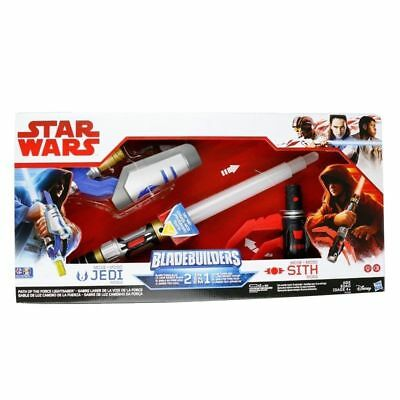 Star Wars Bladebuilders 2 in 1 Path of the Force Lightsaber Jedi Sith Mode