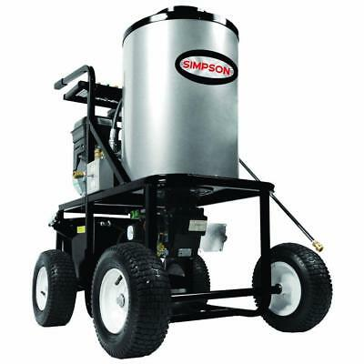 Simpson Brute 3028 Hot Water Gas / Diesel 2.8GPM @ 3000PSI Pressure Washer