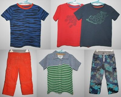 Mini Boden bundle of boy's tops and bottoms age 4yrs
