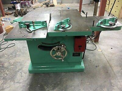Oliver 88DX 18 inch table saw