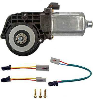 Window Lift Motor Left for Ford Lincoln F-150 - 350 Expedition F53 F59 Navigator