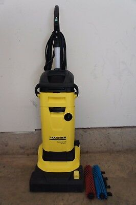 Karcher BR30/4 c scrubber extractor, carpet, tile, hardwood cleaning machine