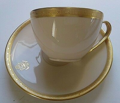 Franklin D. Roosevelt Cup And Saucer  Used On The Ferdinand Magellan Train 1942