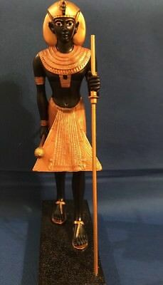 Egyptian Statue Guardian Of Tutankhamun Figurine King Tut Pharaoh Figurines