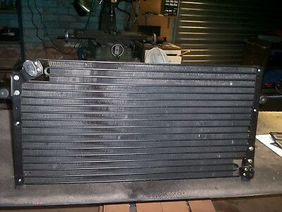 ford corsair UA 89- 92 air cond. condenser