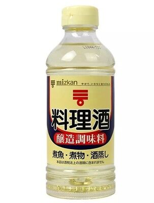 Mizkan Japanese Sake Cooking Wine 13.52 fl. oz~NEW~US SELLER-FREE SHIPPING