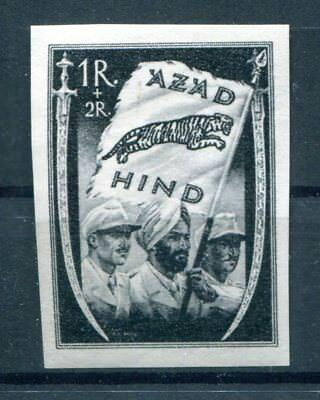 India/Azad Hind - Michel VIIa MNH/pfr.** signed