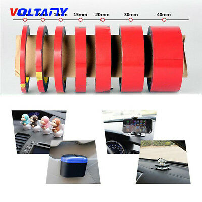 10M/Roll Automotive Acrylic Plus Double Sided Attachment Tape Car Auto Truck Van