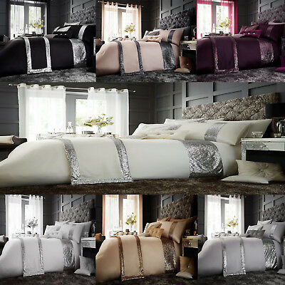 Luxurious Designer Glamorous Duvet Covers Bedding Sets / Runners /Cushion Covers