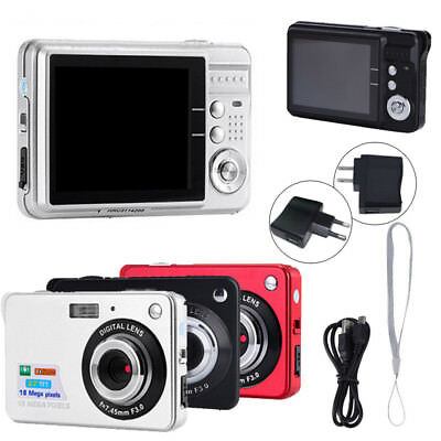 Digital Camera 24MP 2.7inch TFT LCD Rotatable Screen HD 1080P Video DV Camcorder