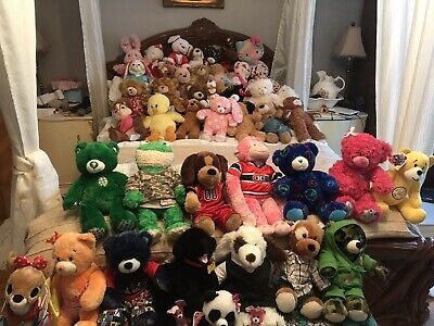 Build A Bear Workshop Bears Plush Animals Lots Available